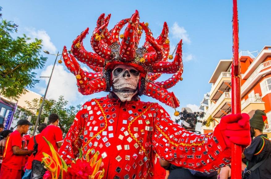 Découvrez le carnaval de Martinique
