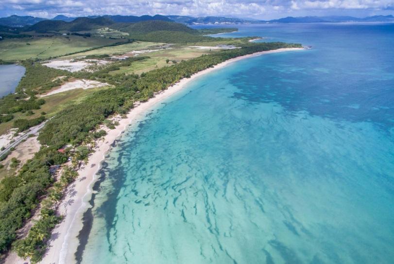 Top10 des plus belles plages de Martinique