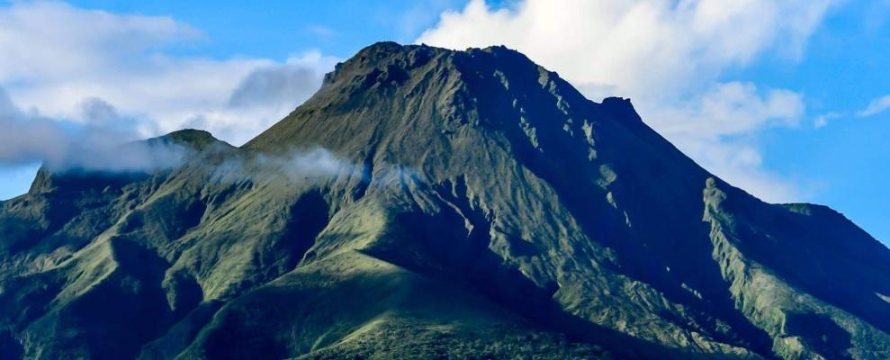 La Montagne Pelée: la déesse du feu