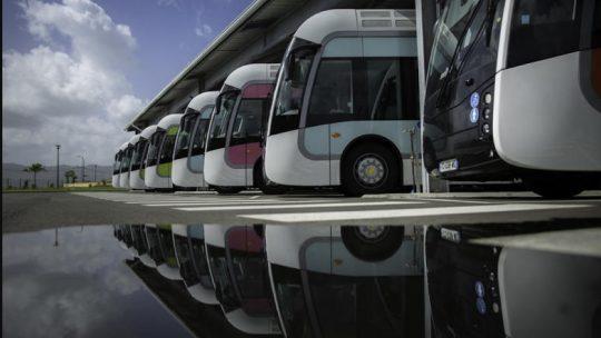 Martinique : les usagers demandent des normes sanitaires dans les transports en commun après la crise