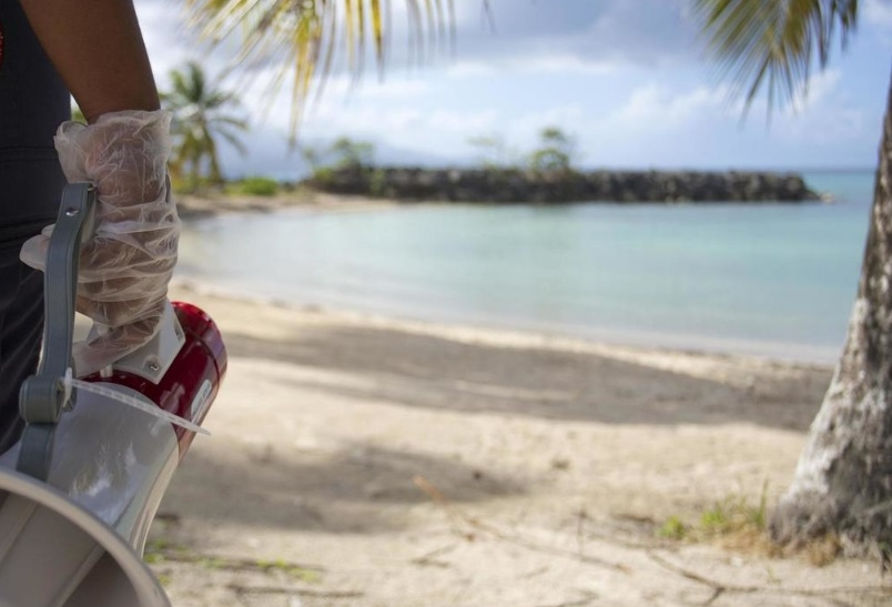 Couvre-feu: oui, la mesure s'appliquera aussi en Martinique